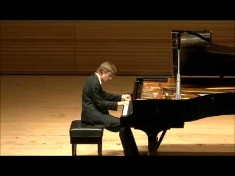 Lubyantsev F.List: Mephisto Waltz No. 1, S.514 at Nikkei Hall Tokyo 10/04/2012