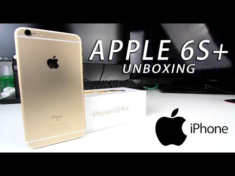 Iphone 6s Plus Unboxing 開箱. 對比及新功能介紹