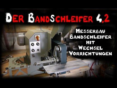 Bandschleifer |  Messerbandschleifer | Beltgrinder