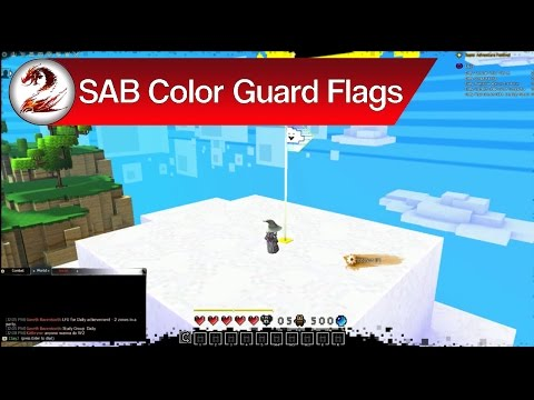Guild Wars 2: Super Adventure Box Color Guard Flags Daily Achievement Guide