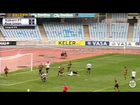 Final B16 Donosti Cup 2014
