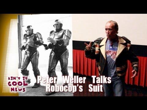 Peter Weller Talks Robocop's Suit