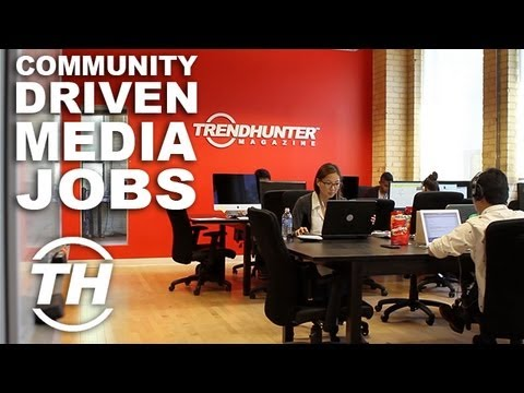 Toronto Social Media Jobs at Trend Hunter
