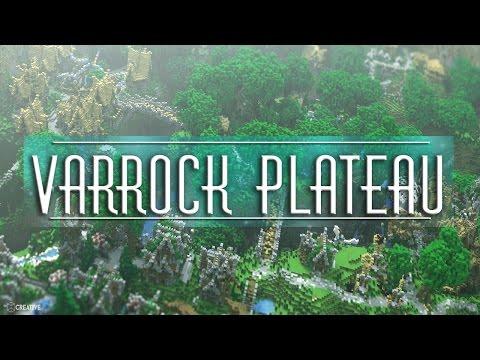 Minecraft Cinematic: Varrock Plateau | Survival Games Map