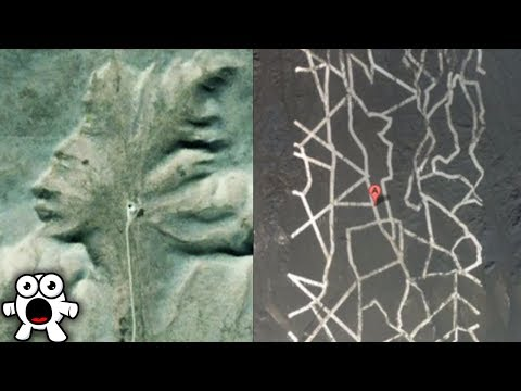 Top 10 Creepiest Google Earth Discoveries