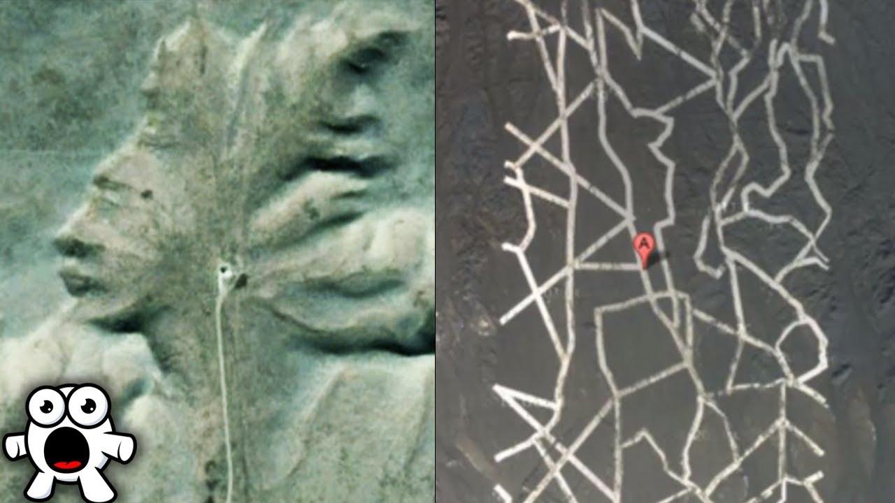 Creepy Google Earth Discoveries Youtube