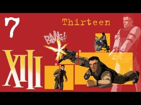 Прохождение XIII: Тринадцатый (Xlll: Thirteen) [HD] - Часть 7 (Подлодка)