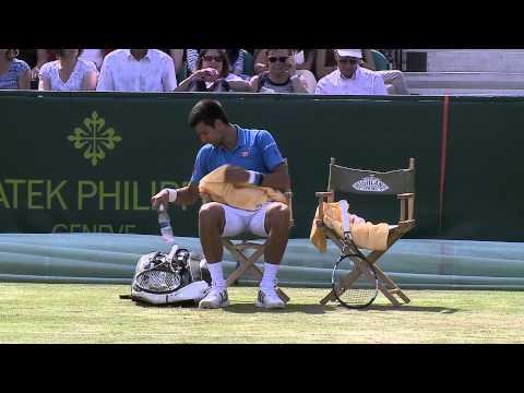 Highlights: Novak Djokovic (SRB) v Alexander Zverev (GER)