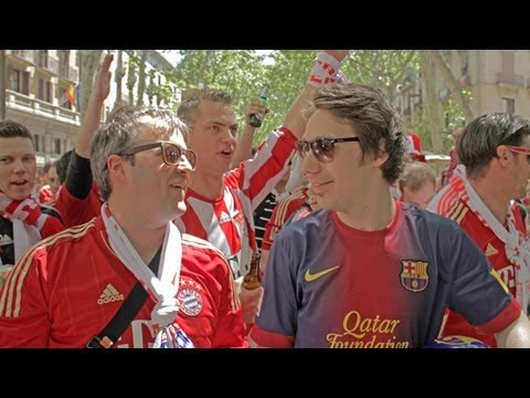 Barcelona v Bayern Munich | Eurofan