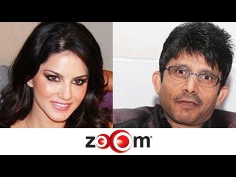 Kamal R Khan files a case against Sunny Leone