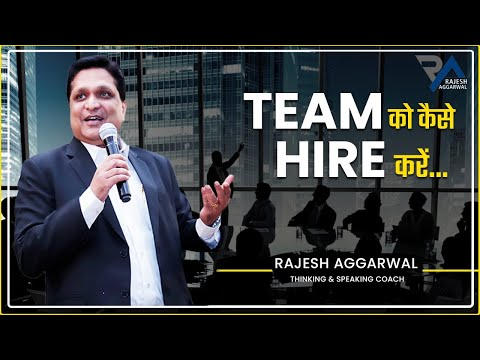 Skills For Success (hindi) Rajesh Aggarwal, Motivational Speaker & Life Coach video