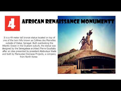 top 8 best places to visit in DAKAR, SENEGAL