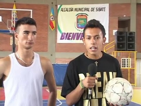 SIBATE FREESTYLE FUTBOL
