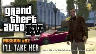 GTA 4 - Mission #62 - I'll Take Her (1080p)