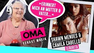 Oma schaut Musik - Shawn Mendes & Camila Cabello (Señorita)
