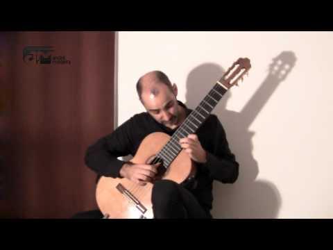 Big Guitar VIII - Tedesco, Sonata (3rd), Tempo di Minuetto - André Madeira