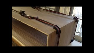 Woodworking : Lock Miters and Glued on Cauls Test // How-To