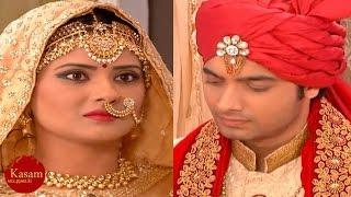 Kasam Tere Pyaar Ki 25th October 2016 EPISODE   Rishi & Tanuja get MARRIED