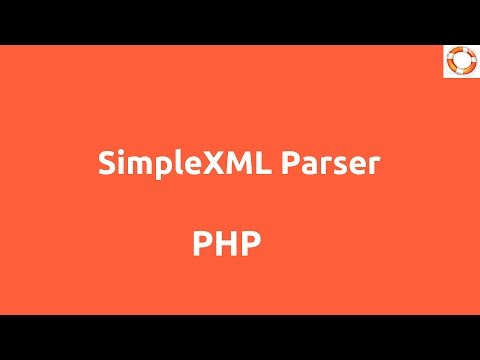téléchargement tutoriel xml parser php