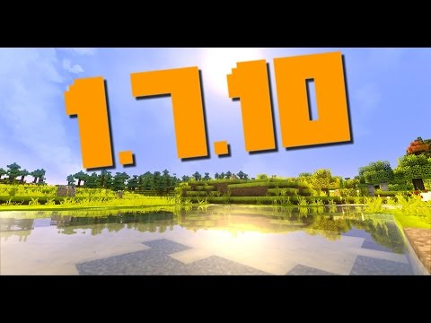 TUTO│HD│FR│Installer Shaders 1.7.10 Minecraft│by RyYx7