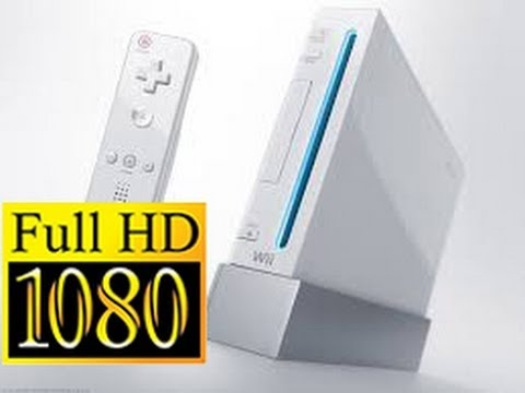 Play Nintendo Wii In Full HD 1080p - Wii2HDMI Adapter Tutorial