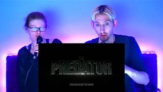 """""""The Predator"""" Official Trailer #2 Reaction/Review T.A.Inc"""