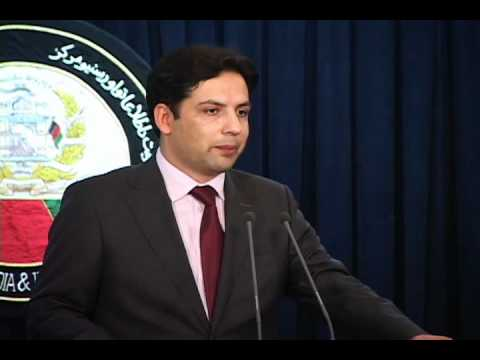 Karzai's spokesman talks about Taliban flee from Kandahar Prison
