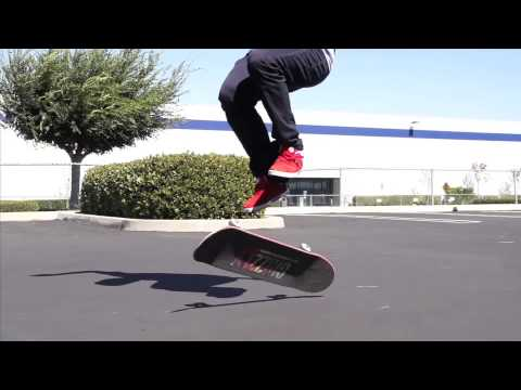 CARLOS ZARAZUA - WTF TRICK IS THIS ??? - CLIP OF THE DAY