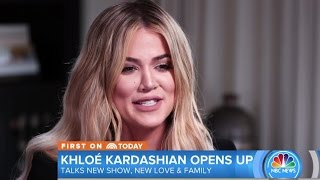 Khloe Kardashian Opens Up About Kim