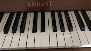 Pokemon route 1 piano tutorial - Pokemon blue and red