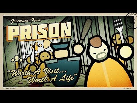 Prison Architect! Basi bel Videogioco, come cominciare!