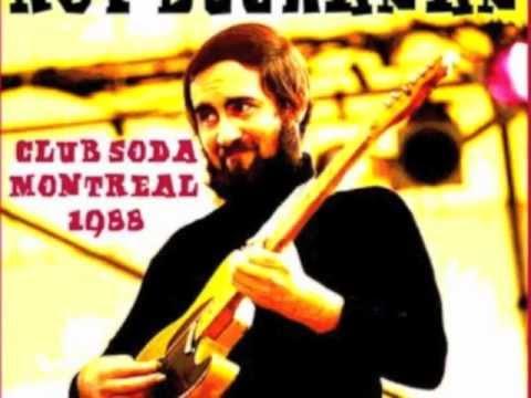 Roy Buchanan - Purple Haze (Track 6, Club Soda, Montréal, 1988)