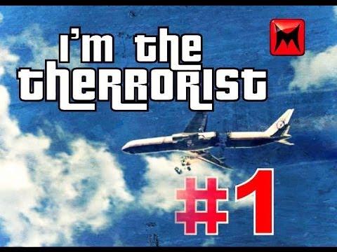 GTA ONLINE - Avião terrorista!