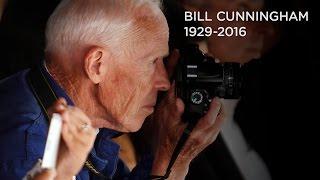 REMEMBERING BILL CUNNINGHAM (1929-2016)