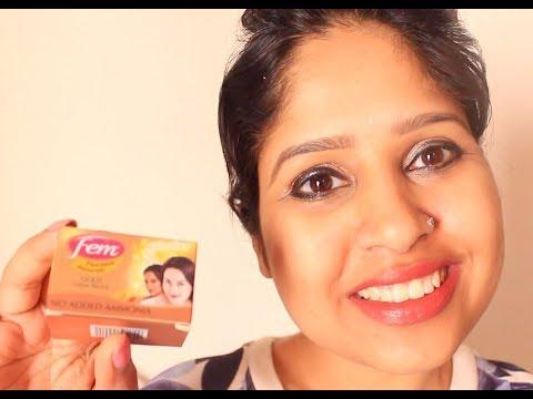 How to apply Fem Gold Bleach in hindi |घर पे ब्लीच| ghar baithe baithe bleach|Fem Gold Bleach review