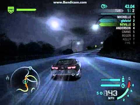 Volkan need for speed carbon oynuyor b�l�m 1