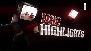 "Minecraft UHC Highlights - Ep 1: ""Close"""
