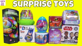 Surprise Toys Trolls Egg Star Wars Paw Patrol SlitherIo Incredibles 2 Blind Boxes Disney