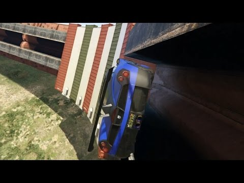 DAT WAS ZÓ ENORM CLOSE! (GTA V Online Funny Races)