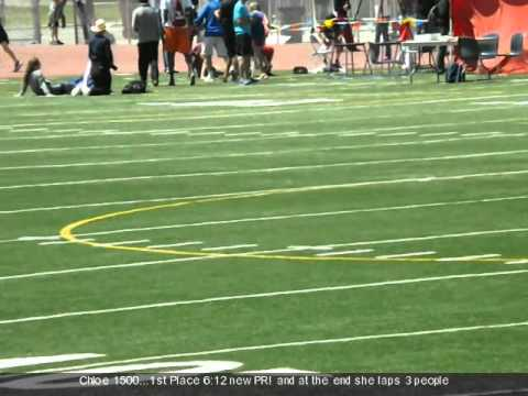 2014 Merced County Junior Olympics Track and Field