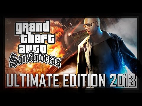GTA San Andreas   Ultimate Edition 2013