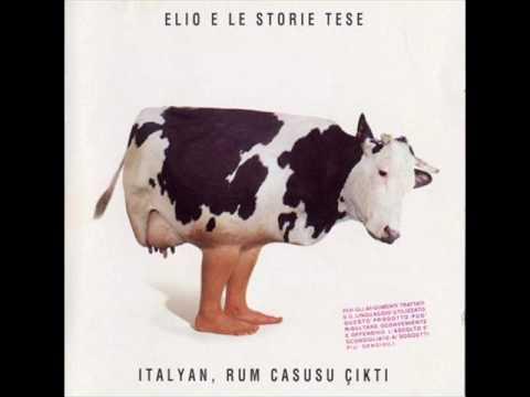 Elio E Le Storie Tese - Uomini Col Borsello
