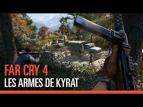 Far Cry 4 - Les armes de Kyrat - YouTube