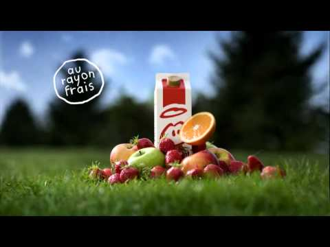 Publicité TV smoothie innocent 2013