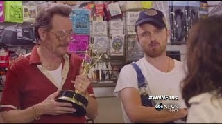 SKINNY: Walter White and Jesse Pinkman Make Comeback Appearance