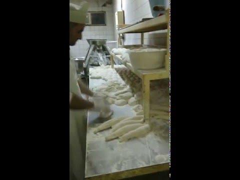 Ekmek Bastonu Isleme