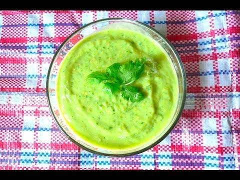 Salsa Verde de Aguacate - Mi Receta