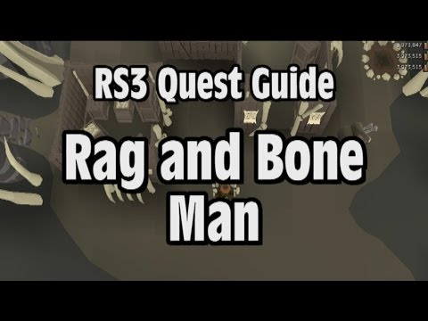 RS3: Rag and Bone Man Quest Guide – RuneScape