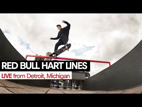 Red Bull Hart Lines 2017 - Event Replay