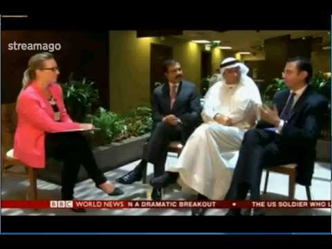 BBC World News Middle East Business Report-Summer Debate on Healthcare